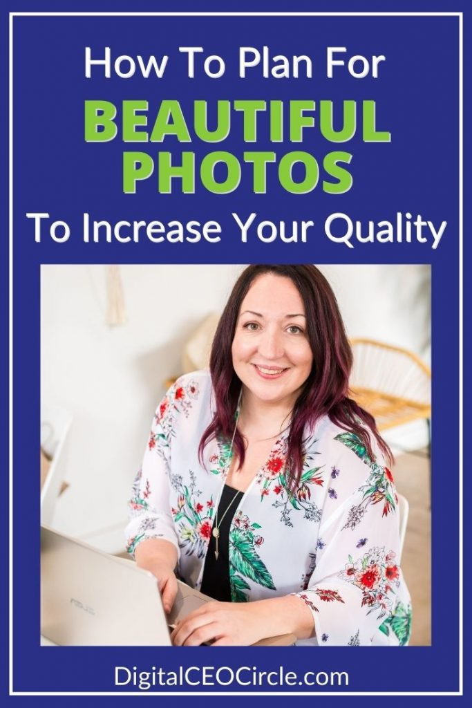 Stephanie Keeping shares her tips on how to plan beautiful photos